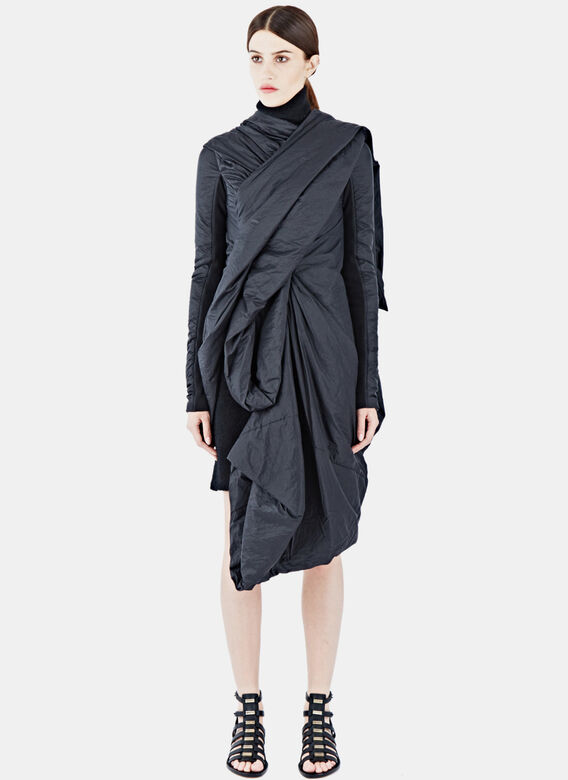 Rick Owens Long Puffa Coat