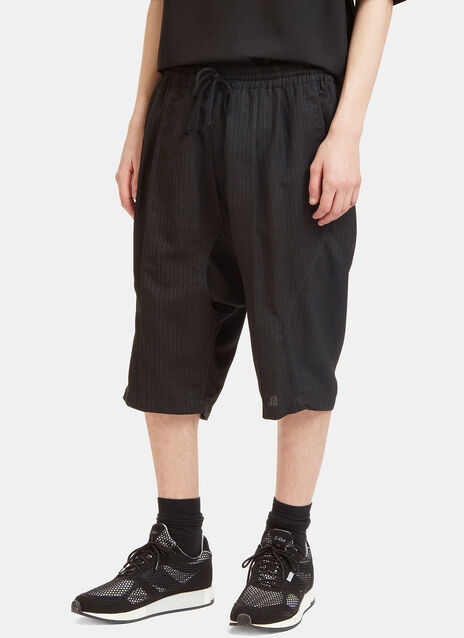 Arc Kyoto Striped Shorts