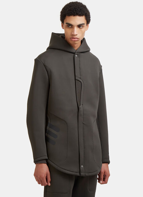 Technical Mesh Panelled Neoprene Jacket