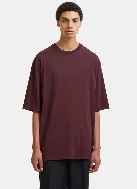 Oversized Crew Neck T-Shirt