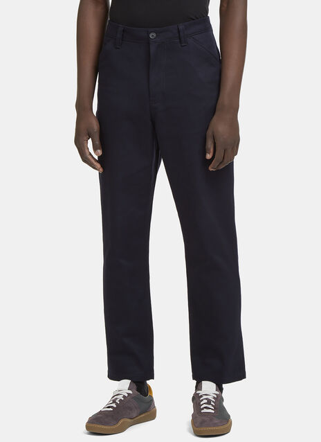Aleq Twill Straight Leg Pants
