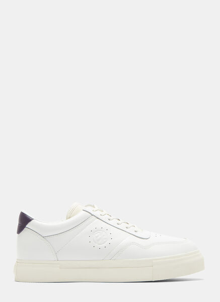 Arena Lace-Up Low-Top Sneakers