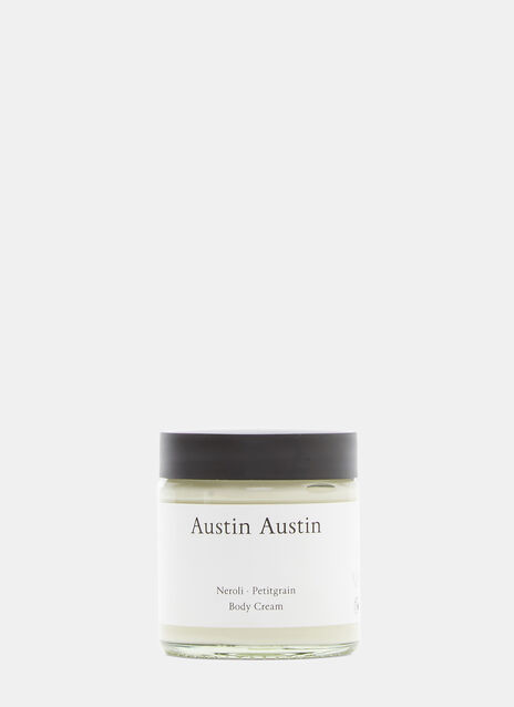Austin Austin Neroli and Petitgrain Body Cream