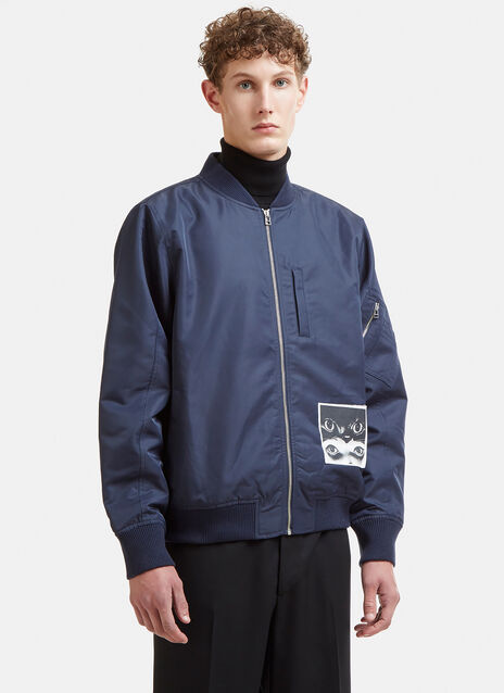 P.A.M Vantage Point MA-1 Bomber Jacket