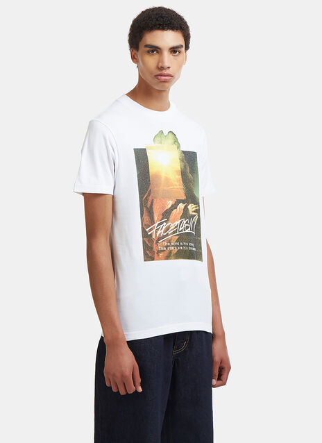 Sunset Graphic Print T-Shirt