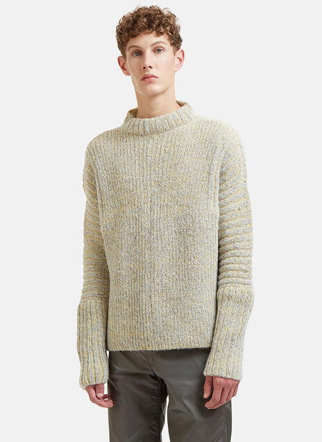 Sports Knit Sweater