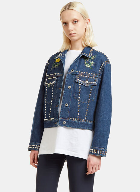 Nashville Embroidery Denim Jacket
