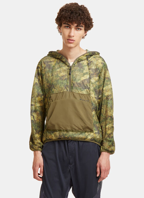 Insect Shield Camo Parka Jacket
