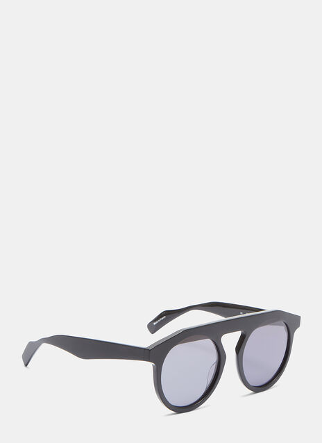 YY5017 Oversized Matte Sunglasses