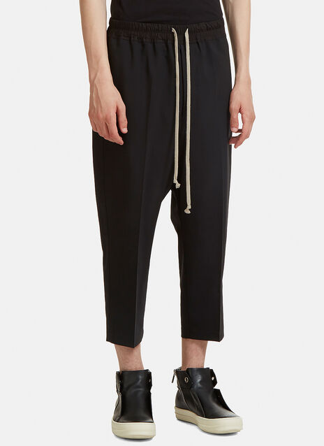 Astaires Drawstring Cropped Pants