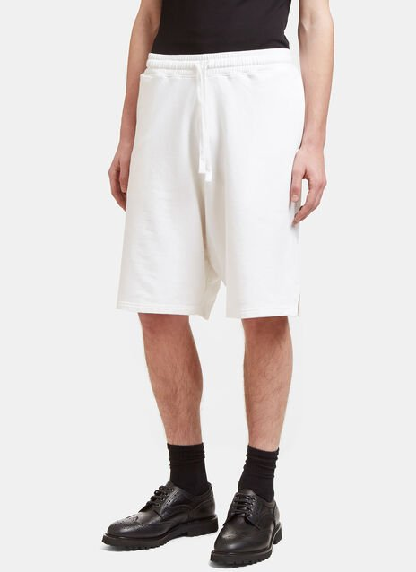 Soft Cotton Bermuda Shorts