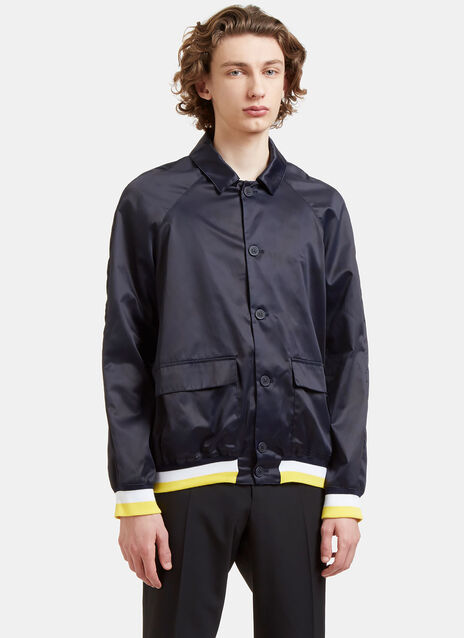 Technical Coach Jacket