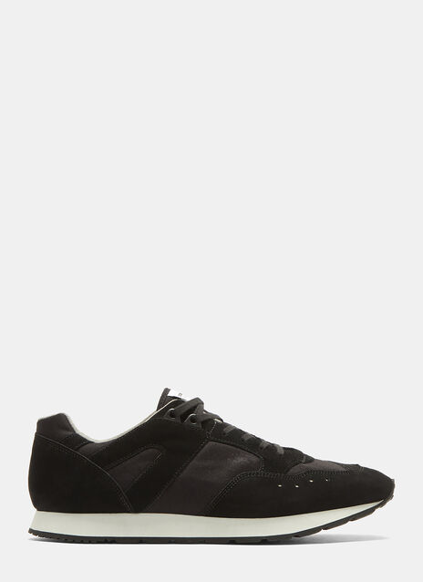 French Low-Top Sneakers