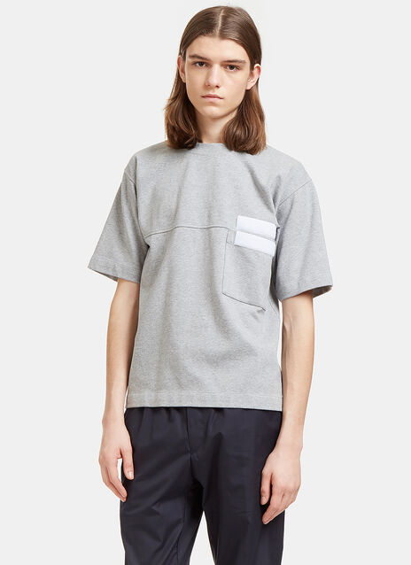 Double-Faced Velcro T-Shirt