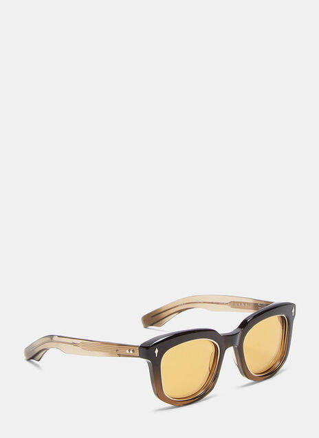 Pasolini Gradient Mirrored Sunglasses