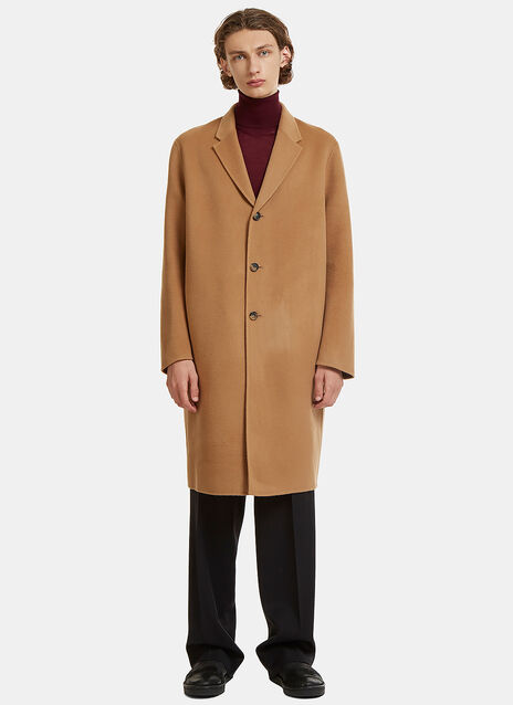 Chad Oversized Double-Faced Coat