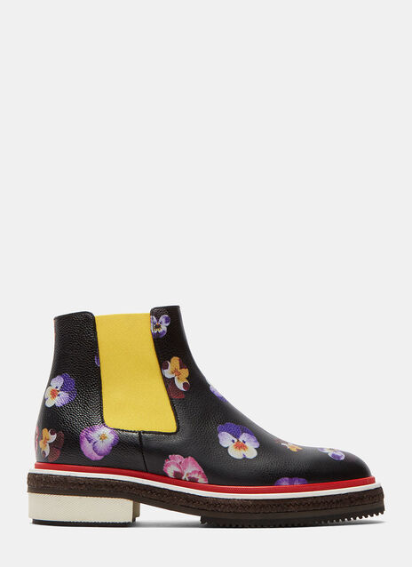 Pansy Chelsea Boots