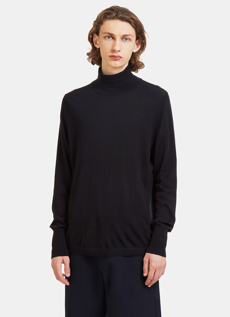 Joakim Merino Wool Roll Neck Sweater