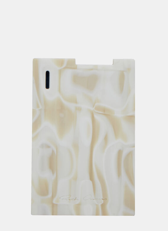 Rick Owens Rhodoid Battery Charger Case