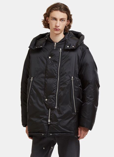 Oamc Oversized Down-Filled Coat