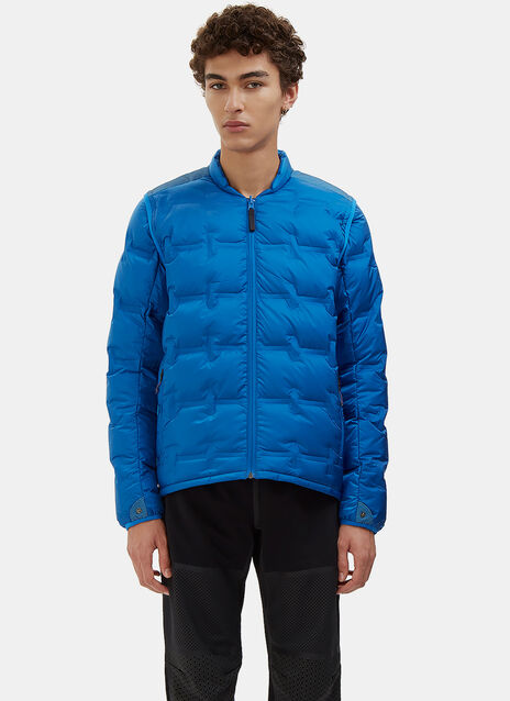 Down Insulated Liner Layer Jacket