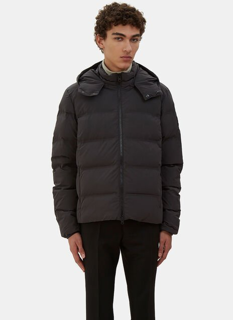 Verbier Quilted Down Jacket