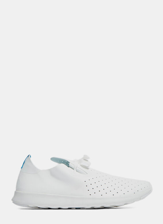 Native Shoes Apollo Moc Shell White