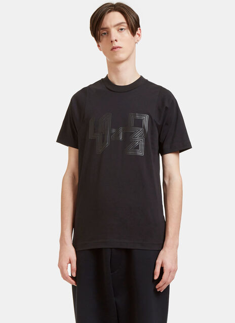 Rubberised Logo T-Shirt