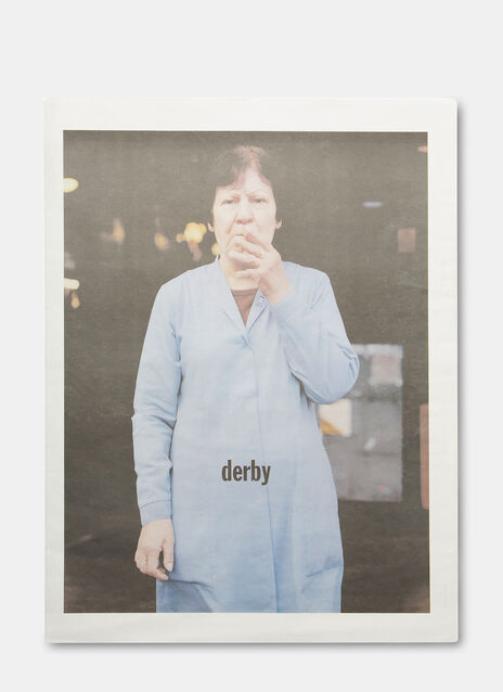 Derby by Jamie Hawkesworth
