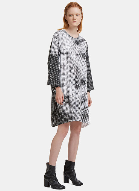 Print Oversized Cotton T-Shirt
