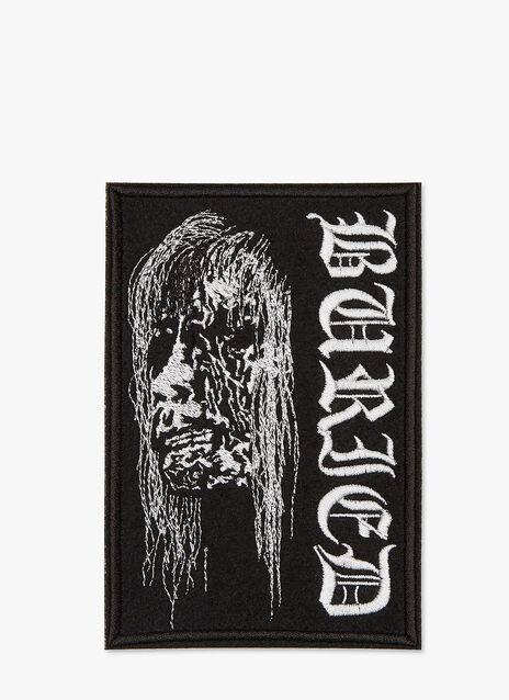 Issue Six of Buried Embroidered Patch