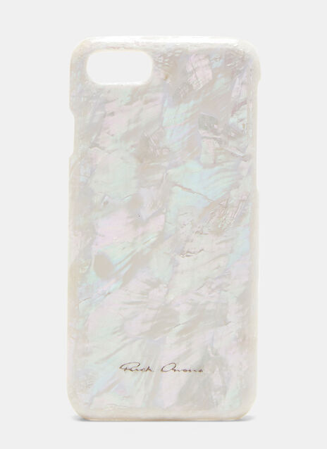 Rick Owens Mother of Pearl iPhone 7 Case