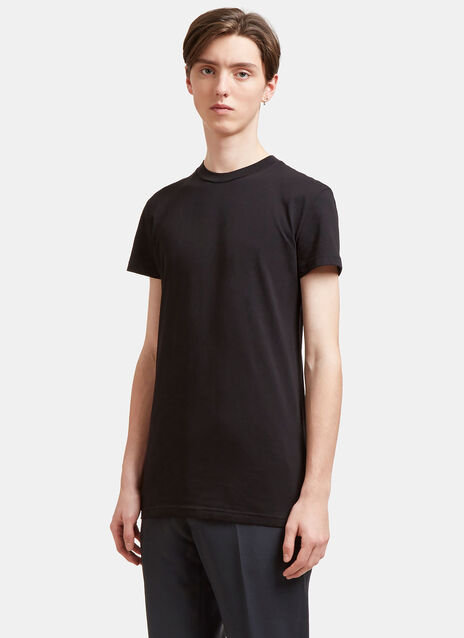 Soft Cotton Crew Neck T-shirt