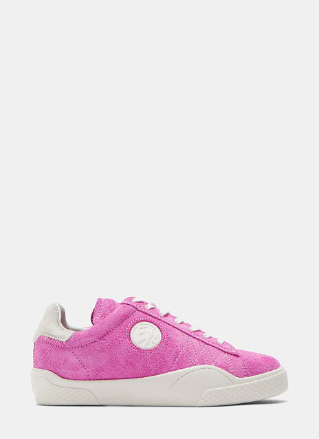 Wave Suede Sneakers