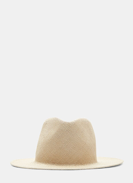 Clyde Straw Shade Panama Hat