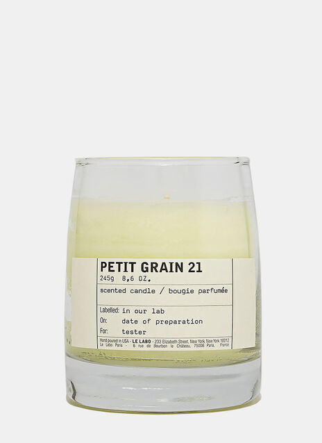 Petit Grain 21 Candles