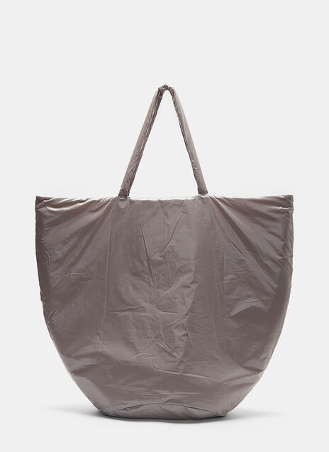 Oversized Padded Basket Bag