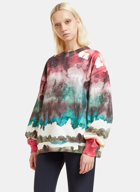 Yana Oil Sweatshirt