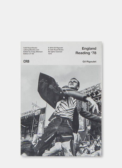 England Reading '78 by Gil Rigoulet