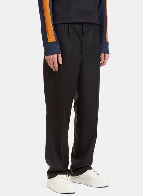 Oversized Tapered Suiting Pants