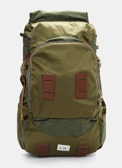 Satin Big Travel Backpack