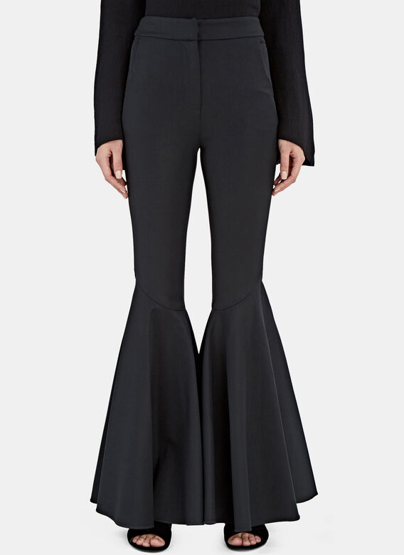 Ellery Long Flared Pant - Carry Over Style