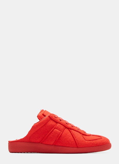 Maison Margiela Replica Mule Slip-On Sneakers