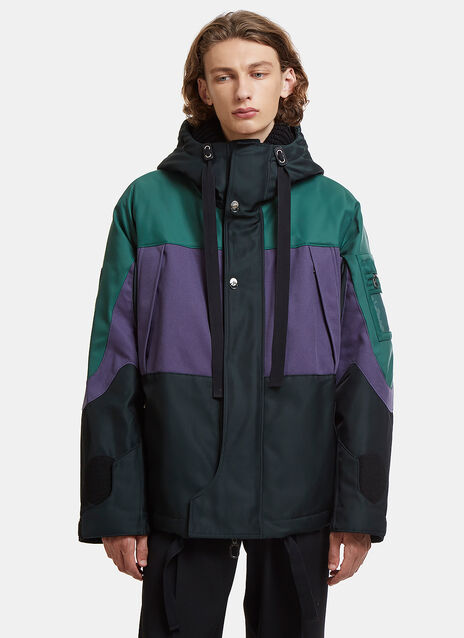 Inside Out Tech Sport Parka