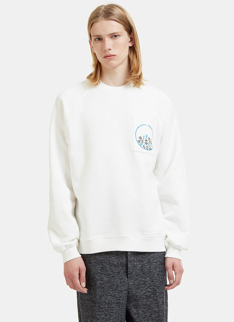 Logo Pocket Sweater