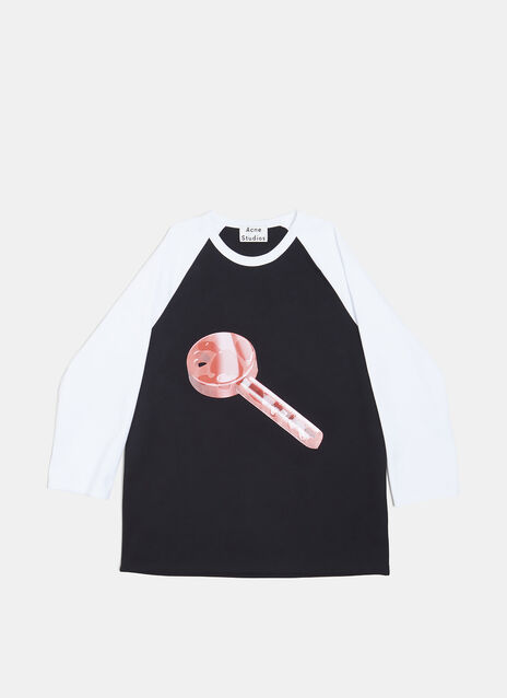 Long Sleeve Key T-shirt