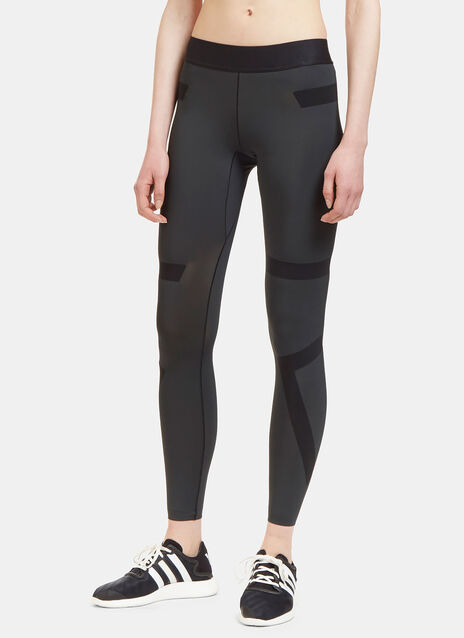 Women's Techfit Leggings in Charcoal