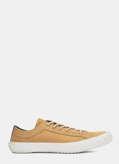 Nubuck Icon Low-Top Sneakers