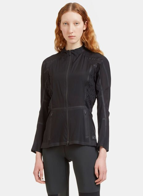 Airflow Laser-Cut Lightweight Jacket