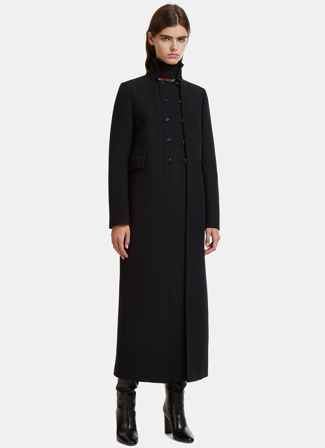 Long Length Lana Coat